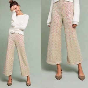 Anthropologie Ett Twa Showstopper Sequin Pants